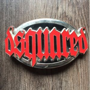 DSQUARED belt - Authentic made in Italy